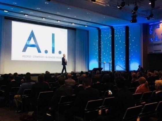 Keynote Presentation AI & Robotics Conference